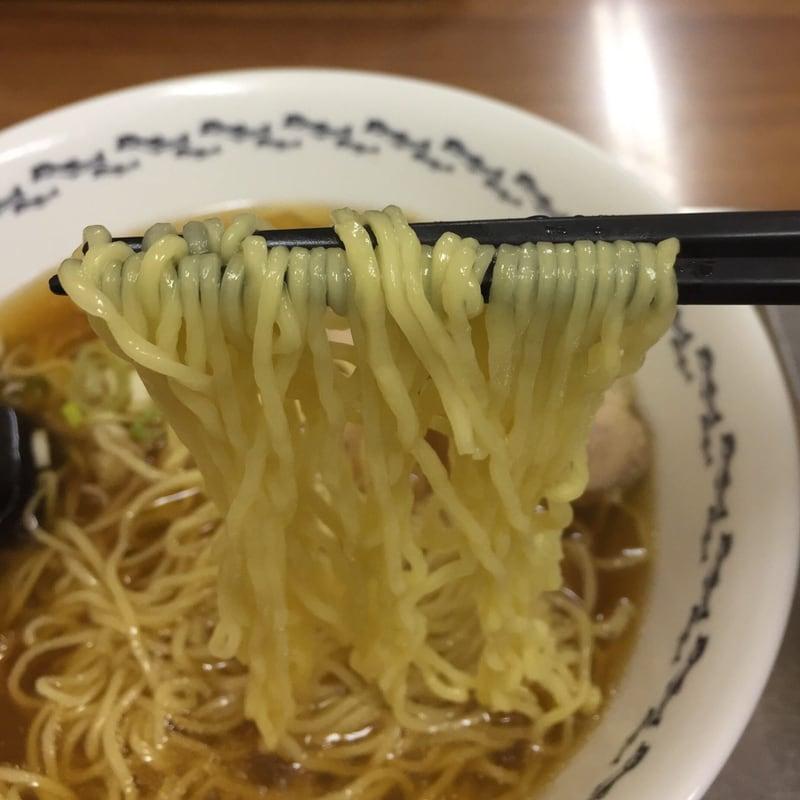 キクヤ食堂 青森県八戸市 八戸らーめん 麺