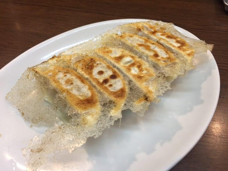 八戸らーめん専門屋台 味のめん匠 青森県八戸市六日町 みろく横丁 餃子