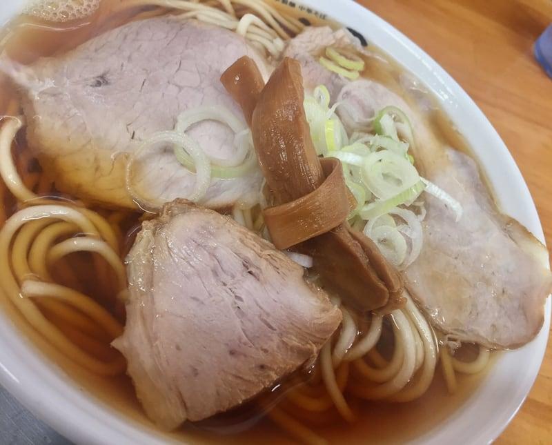 自家製麺 中華そば ひらこ屋 青森県青森市 煮干し中華そば(あっさり) 具