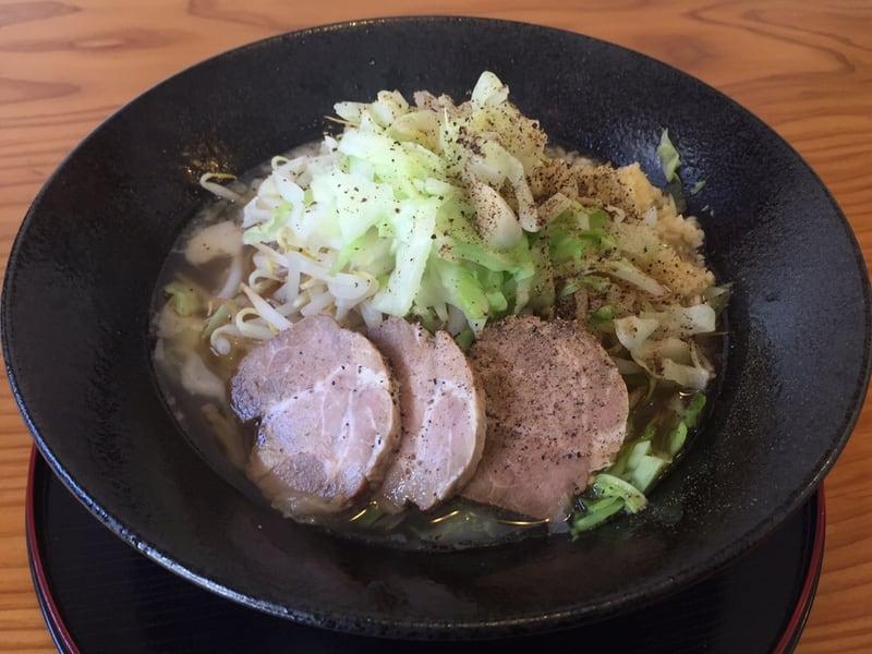 中華料理 王道楼 秋田市茨島 スタミナラーメン