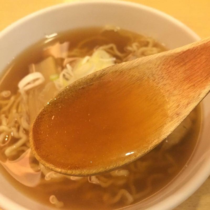 生そば 入〆(いりしめ) 青森県青森市 小ラーメン スープ