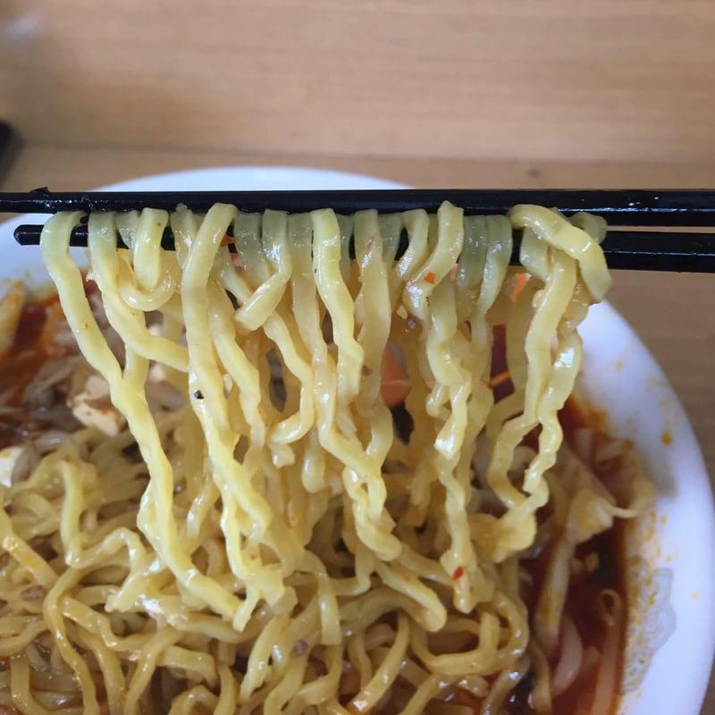 麺処 りょう馬 秋田市保戸野 龍馬タンメン(蒙古タイプ) 麺