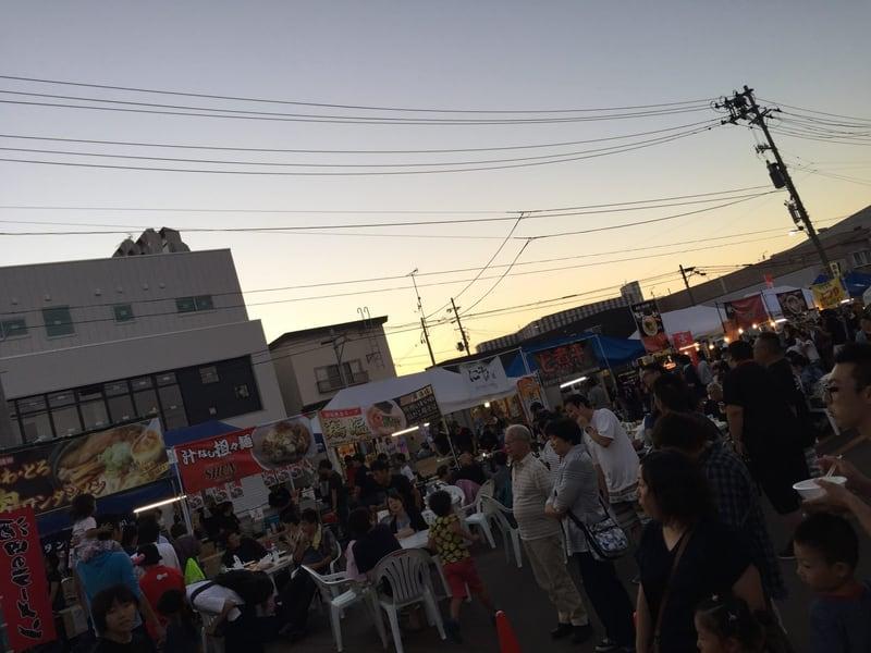 おおまがり大ラーメンフェス2018