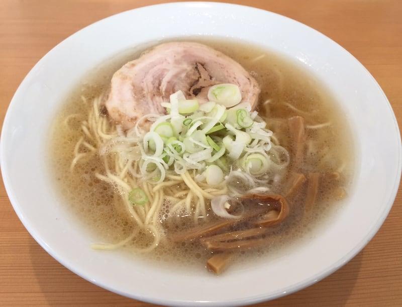 自家製麺 麺や二代目 夜来香 秋田市飯島 こってり中華ソバ