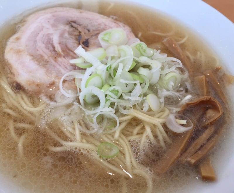 自家製麺 麺や二代目 夜来香 秋田市飯島 こってり中華ソバ 具