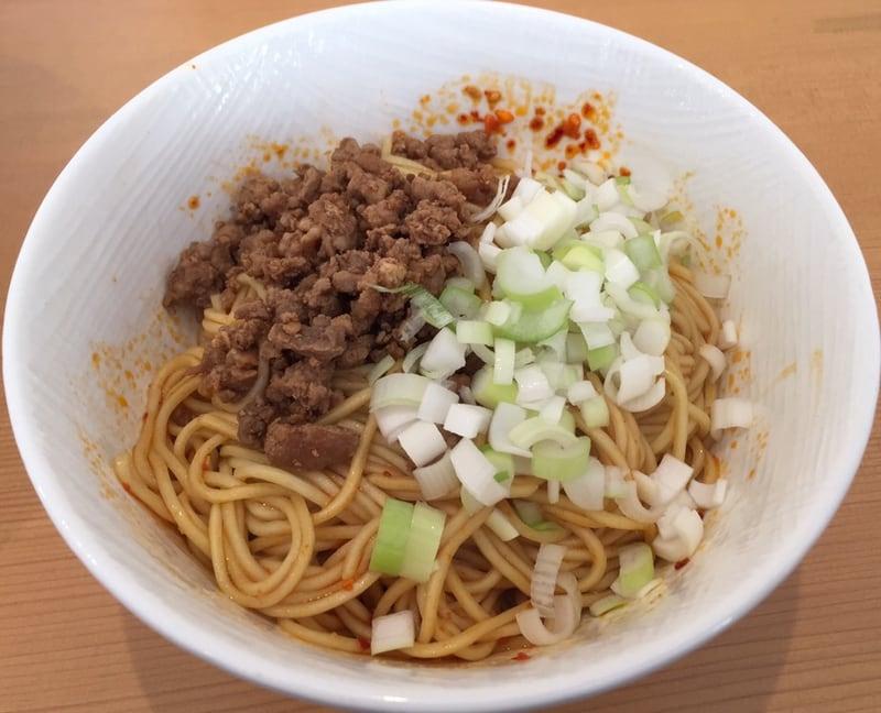 自家製麺 麺や二代目 夜来香 秋田市飯島 味つき替え玉 1玉