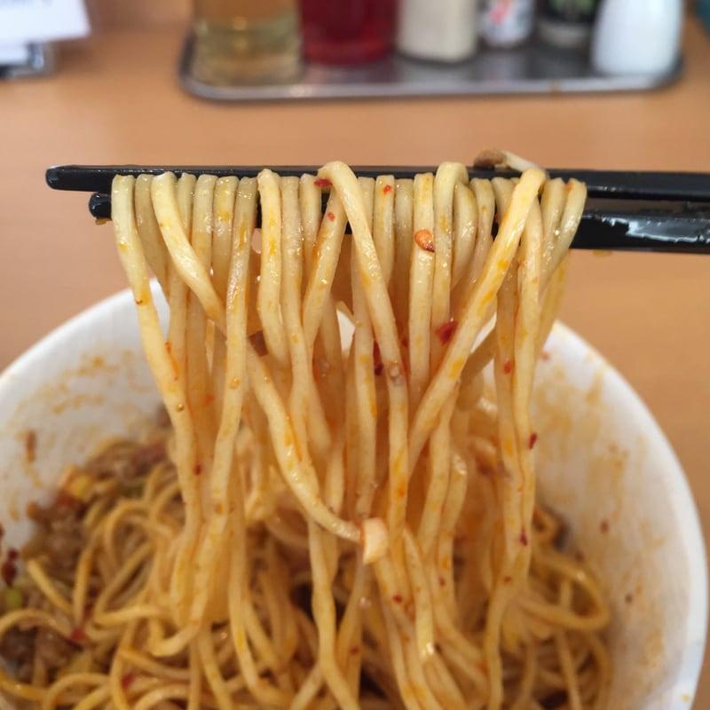 自家製麺 麺や二代目 夜来香 秋田市飯島 味つき替え玉 麺