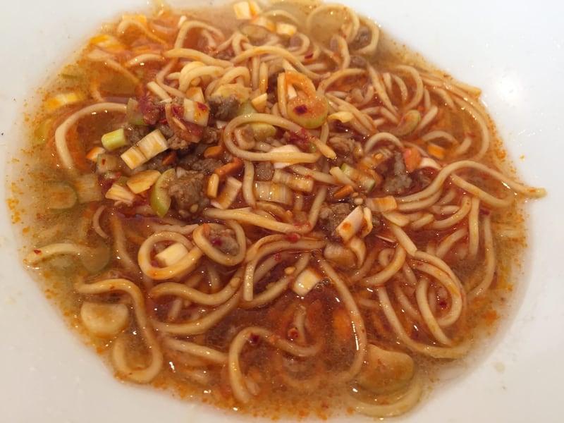 自家製麺 麺や二代目 夜来香 秋田市飯島 こってり中華ソバ 味つき替え玉