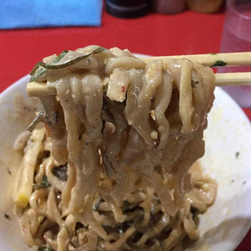 ラーメン風林火山 鶴岡本店 山形県鶴岡市 新・冷やし中華 麺