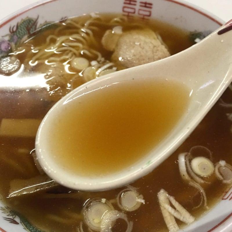 ラーメン寶龍 十文字店 秋田県横手市十文字町 十文字ラーメン スープ