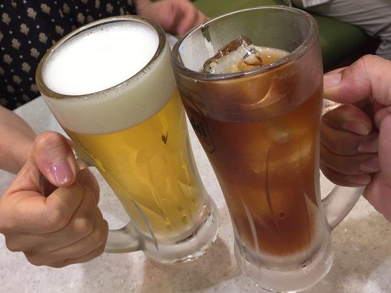 餃子の王将 小田原店 神奈川県小田原市 ウーロンハイ 乾杯