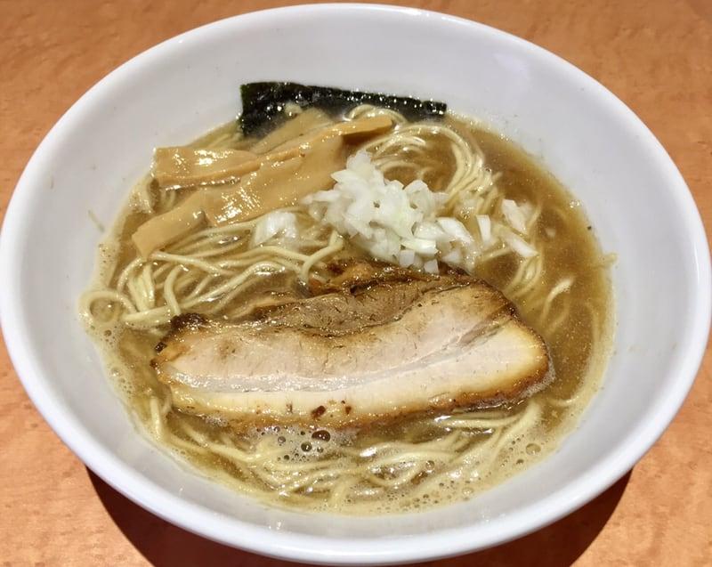 麺家 一鶴 いっかく 富山県富山市 鶏煮干しらーめん