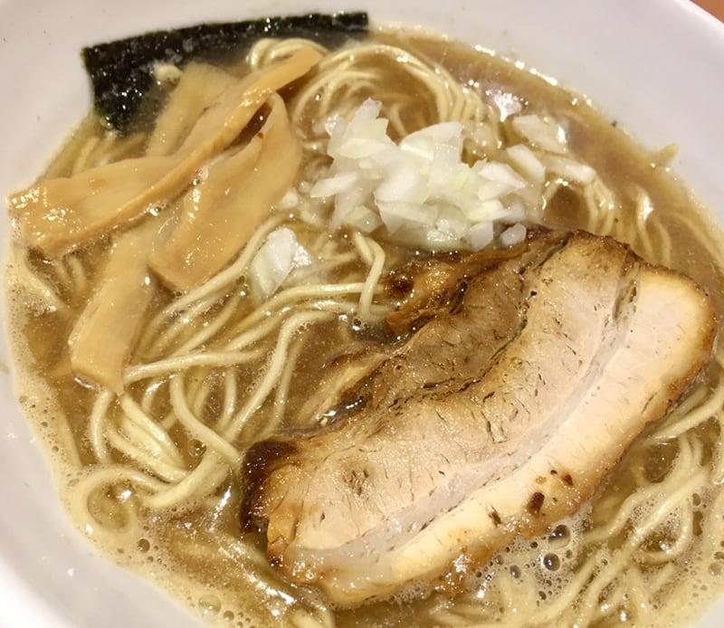 麺家 一鶴 いっかく 富山県富山市 鶏煮干しらーめん 具