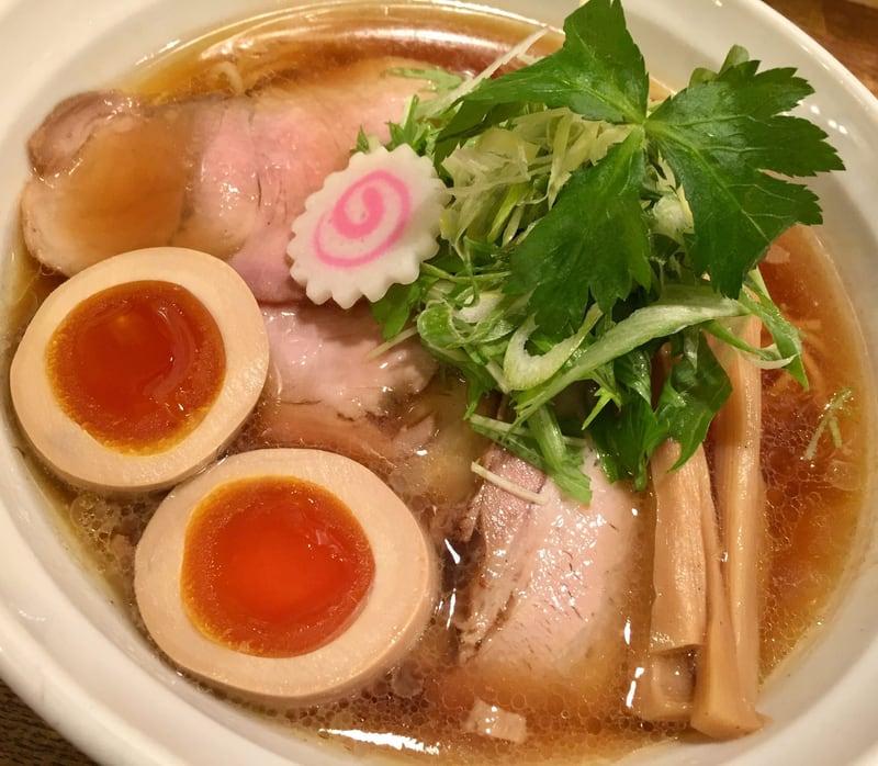 麺屋 信成 福島県郡山市 熟成醤油 具