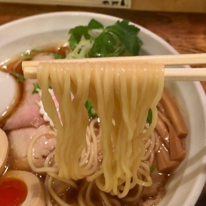 麺屋 信成 福島県郡山市 熟成醤油 麺