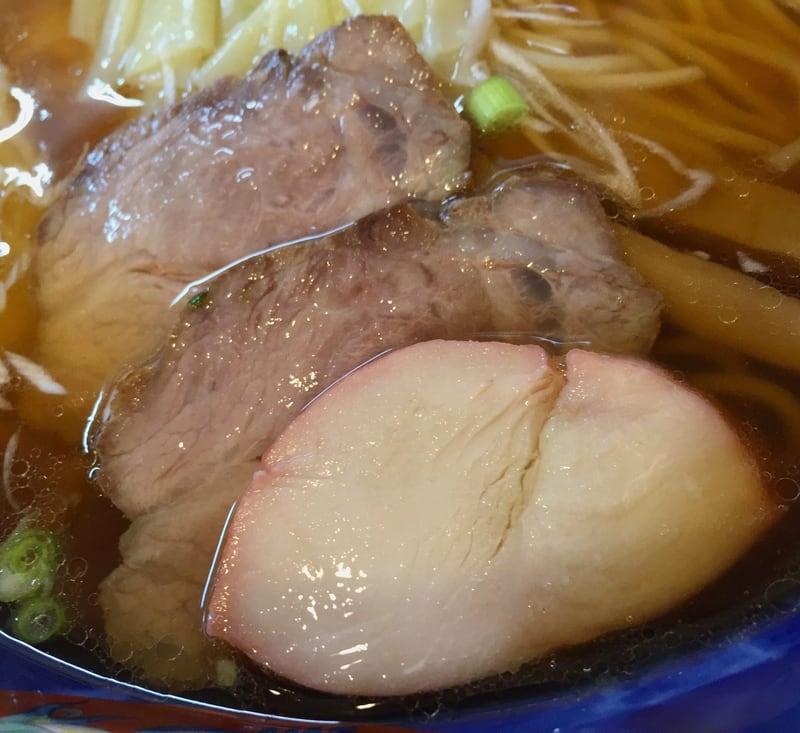 支那そば 幸雲(こううん) 福島県須賀川市 特製ワンタン麺(ハーフ) 醤油 チャーシュー