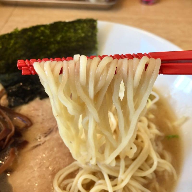麺屋 北の雫 秋田市広面 醤油らーめん 魚介豚骨ラーメン 麺