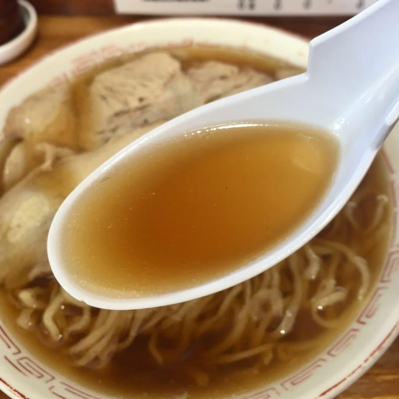 中華そば 琴の 山形県鶴岡市 あっさり 岩のり スープ