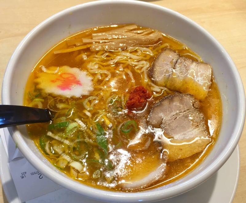 中華そば めでたいや 福島県会津若松市 辛みそ中華そば 辛味噌