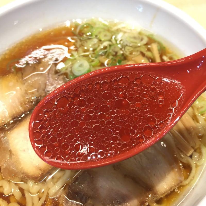中華そば めでたいや 福島県会津若松市 中華そば スープ