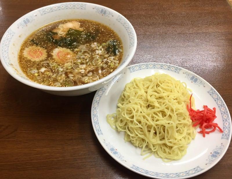 ラーメン五番 秋田市山王 つけめん 味噌