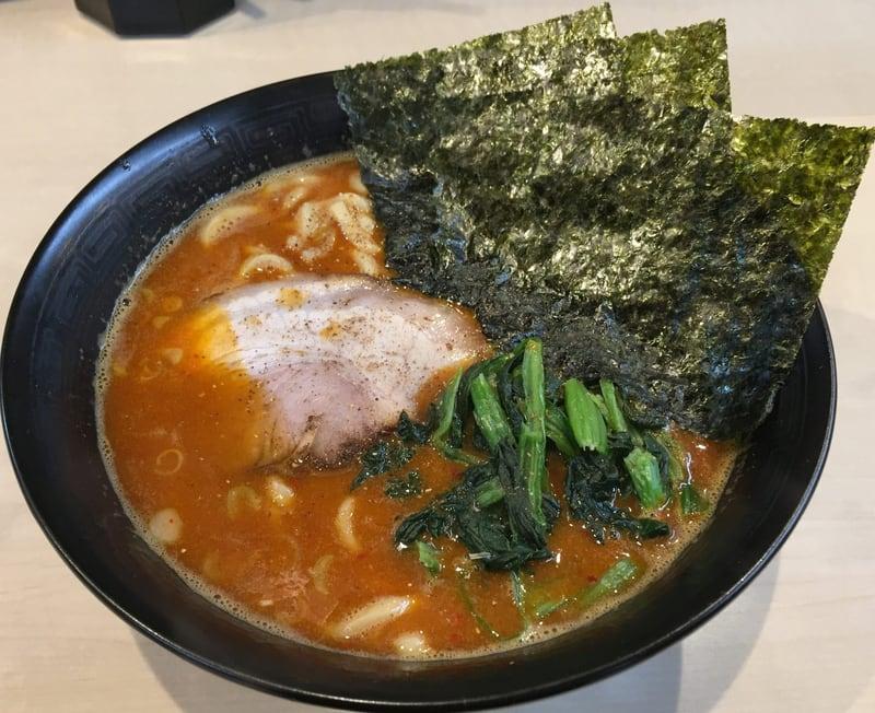 麺屋 新月 秋田県由利本荘市 河内家カラシビ味噌改