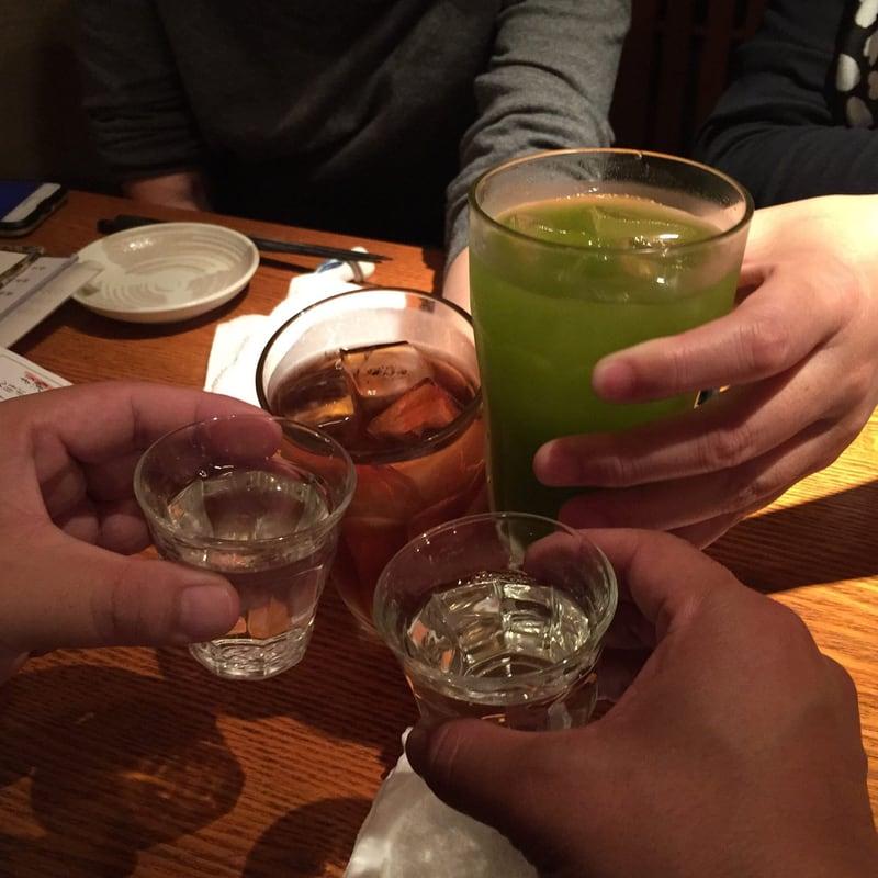 小さなくらのすけ 東京都中央区銀座 乾杯
