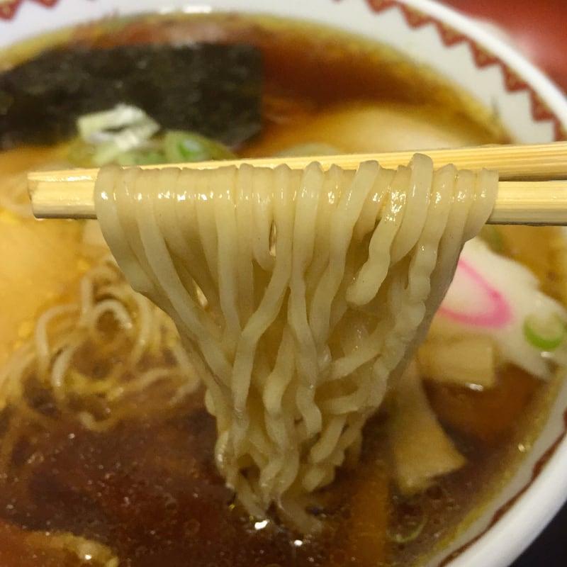 弥助そばや 秋田県雄勝郡羽後町 ラーメン 麺