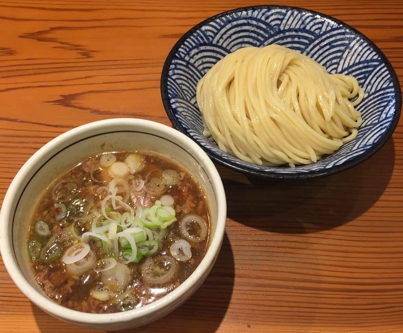 麺一直 茨城県水戸市 つけそば醤油