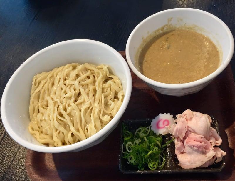 新旬屋本店 山形県新庄市 濃厚牡蠣味噌つけ麺