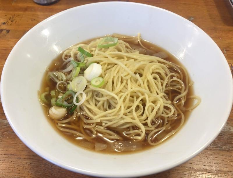自家製麺 伊藤 秋田県仙北市角館 シナそば 具なし かけ中華そば 素ラーメン