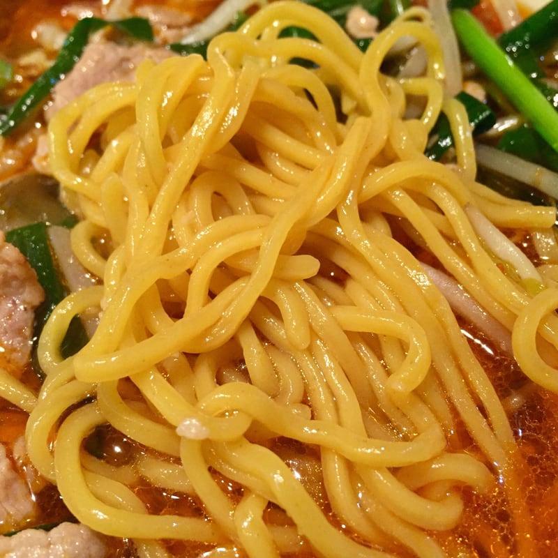 拉麺桜木屋 秋田店 秋田市仁井田 ニラそば 自家製麺