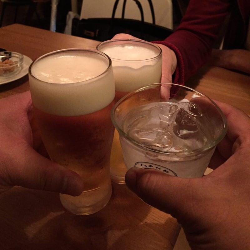 BAR JAH 秋田市大町 泡盛 乾杯