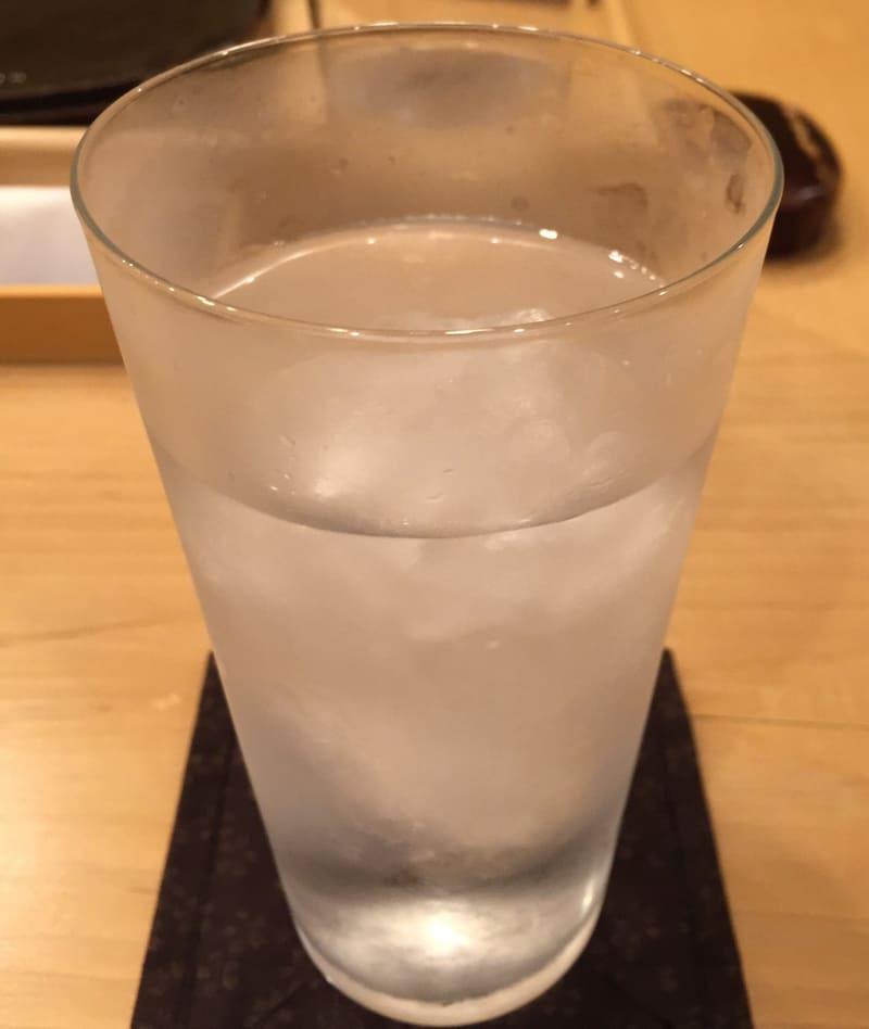 すし匠 秋田市大町 焼酎 特蒸泰明