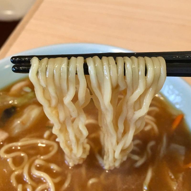 お食事処 省吾 秋田県男鹿市 味噌ちゃんぽん 餡掛け 秋田式チャンポン 麺