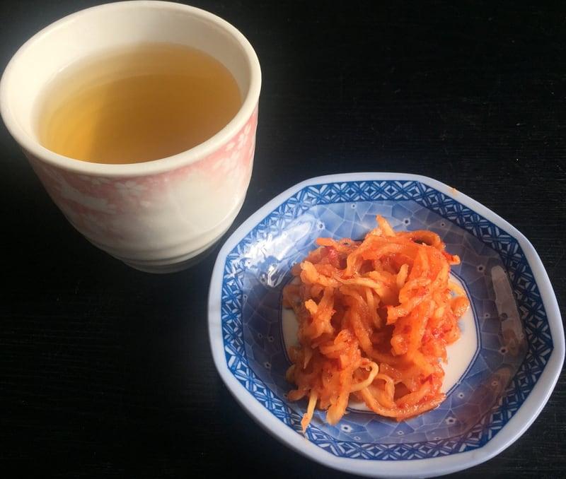 本場手づくり 韓国料理 あけみ家 秋田県湯沢市 お茶 キムチ