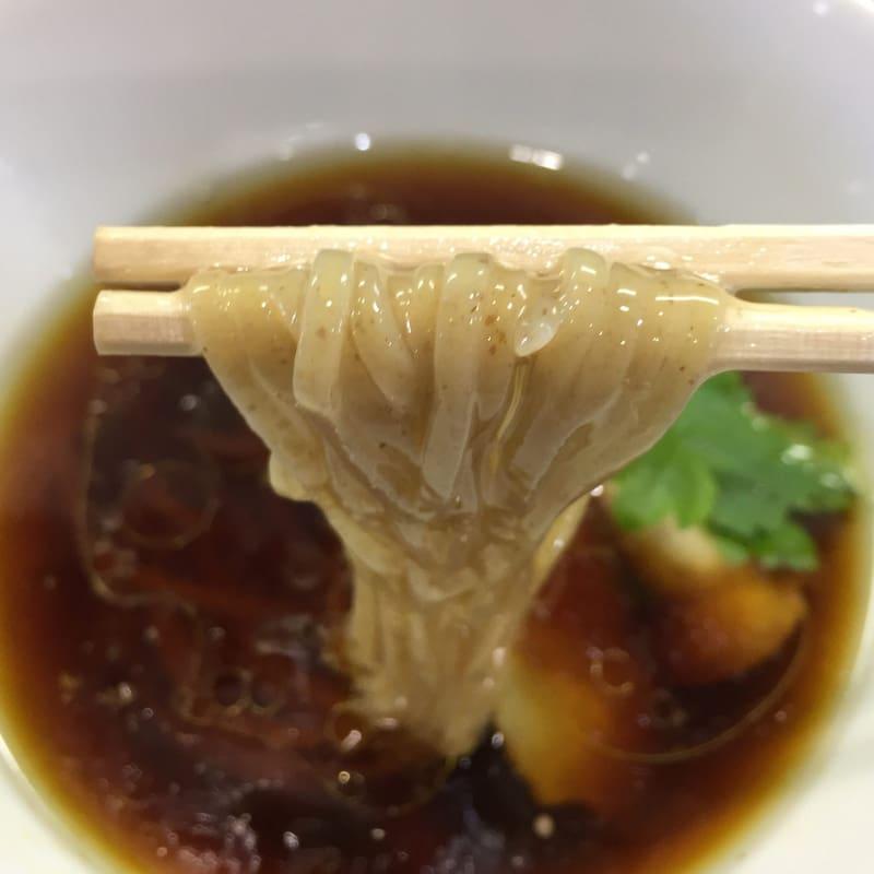 らあめんサンド 岩手県盛岡市西青山 とろとろ昆布出汁のからませつけ麺 昆布水つけ麺 つけダレ スープ
