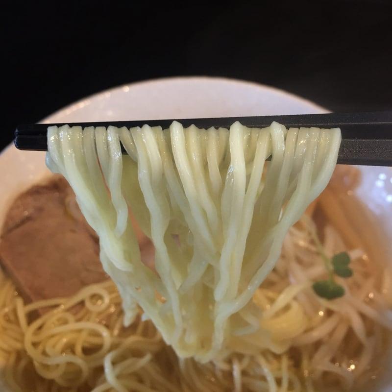 麺屋 歩 あゆみ 秋田県由利本荘市 塩らーめん 麺