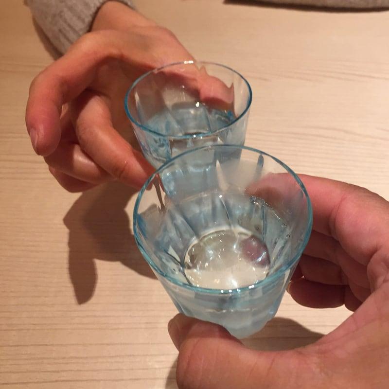 食事と酒 しなと 宮城県仙台市青葉区本町 日本酒 乾杯
