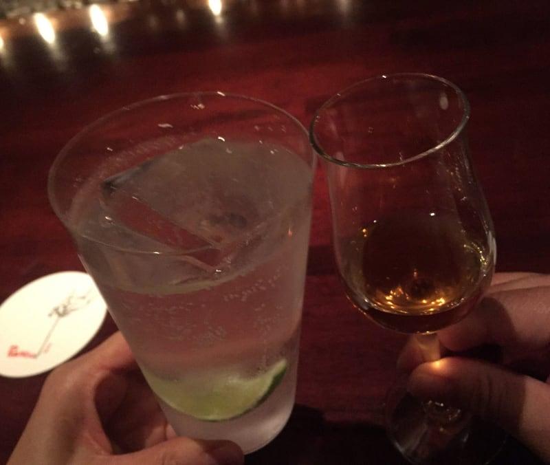Bar Bacchus(バー・バッカス) 宮城県仙台市青葉区国分町 キングスバリー スプリングバンク18年