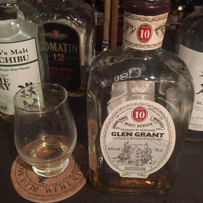 グレングラント10年オールドボトル