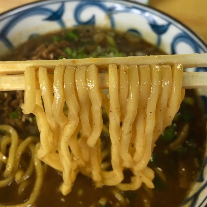 らーめん萬亀 ばんき 秋田市山王 坦々麺 濃厚醤油 麺
