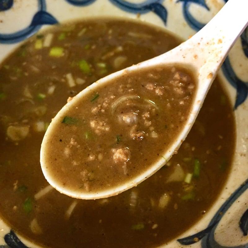 らーめん萬亀 ばんき 秋田市山王 坦々麺 濃厚醤油 スープ