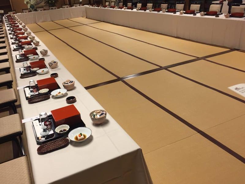 城西金ちゃんラーメン 山形県山形市 創立20周年記念祝賀会 割烹 料亭 四山楼