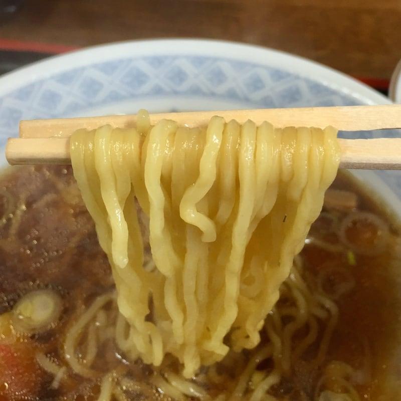 出羽食堂 秋田県由利本荘市岩谷町 ラーメン 麺