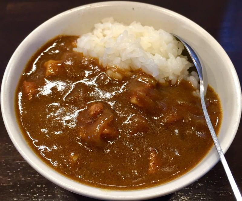 麺屋 蓮 秋田県秋田市卸町 ミニ茶碗カレー