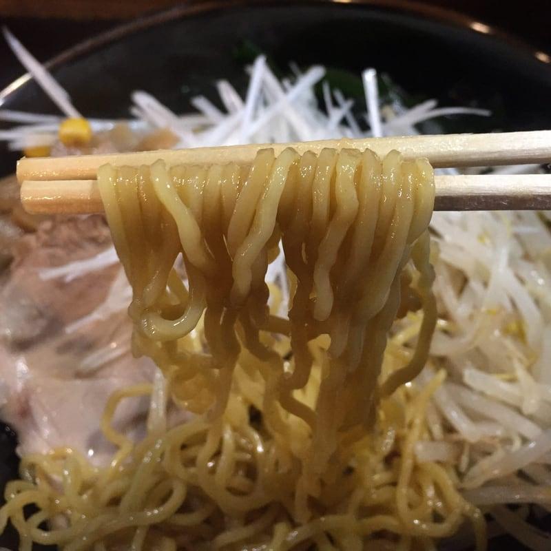 サッポロラーメン白樺 秋田県秋田市土崎 油そば 麺