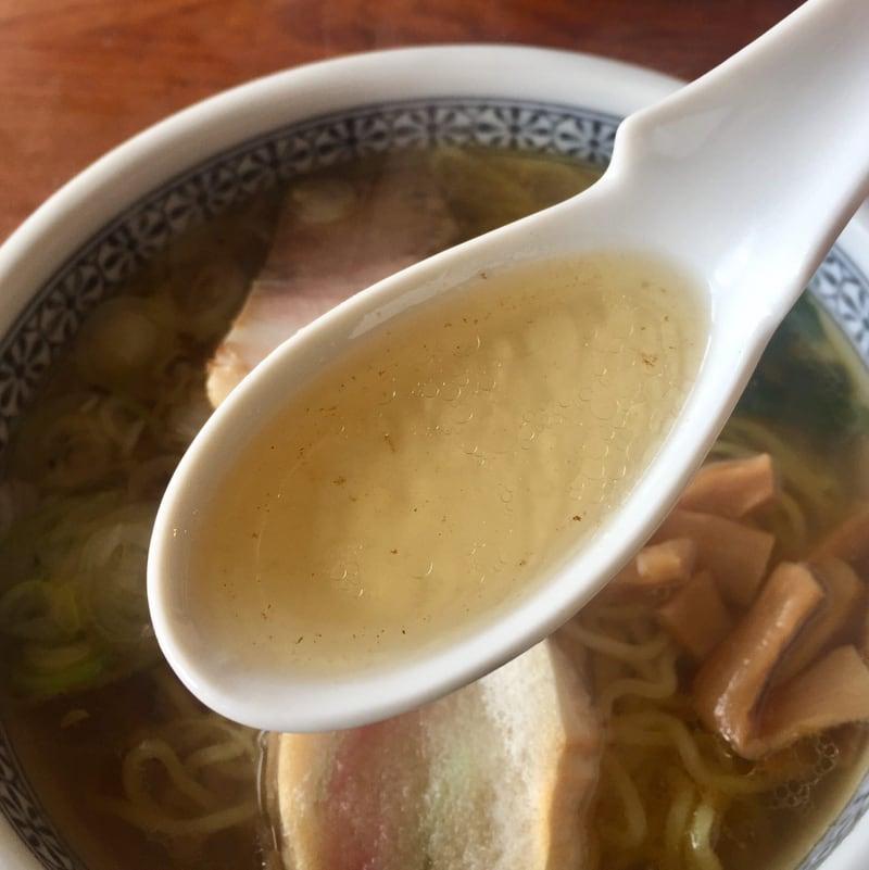 草月 そうげつ 秋田県湯沢市稲庭町 草月ラーメン スープ