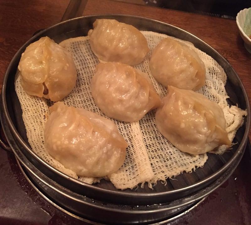 久米食堂 秋田県湯沢市上院内 蒸海老ギョーザ 餃子