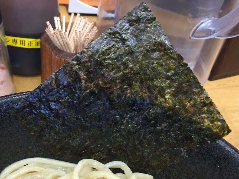 麺屋 羅漢 秋田県横手市条里 つけ麺 具